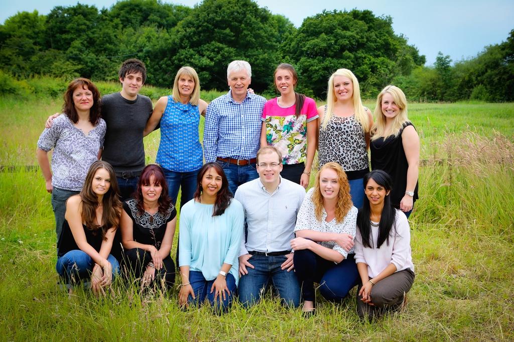 Chorley dental team