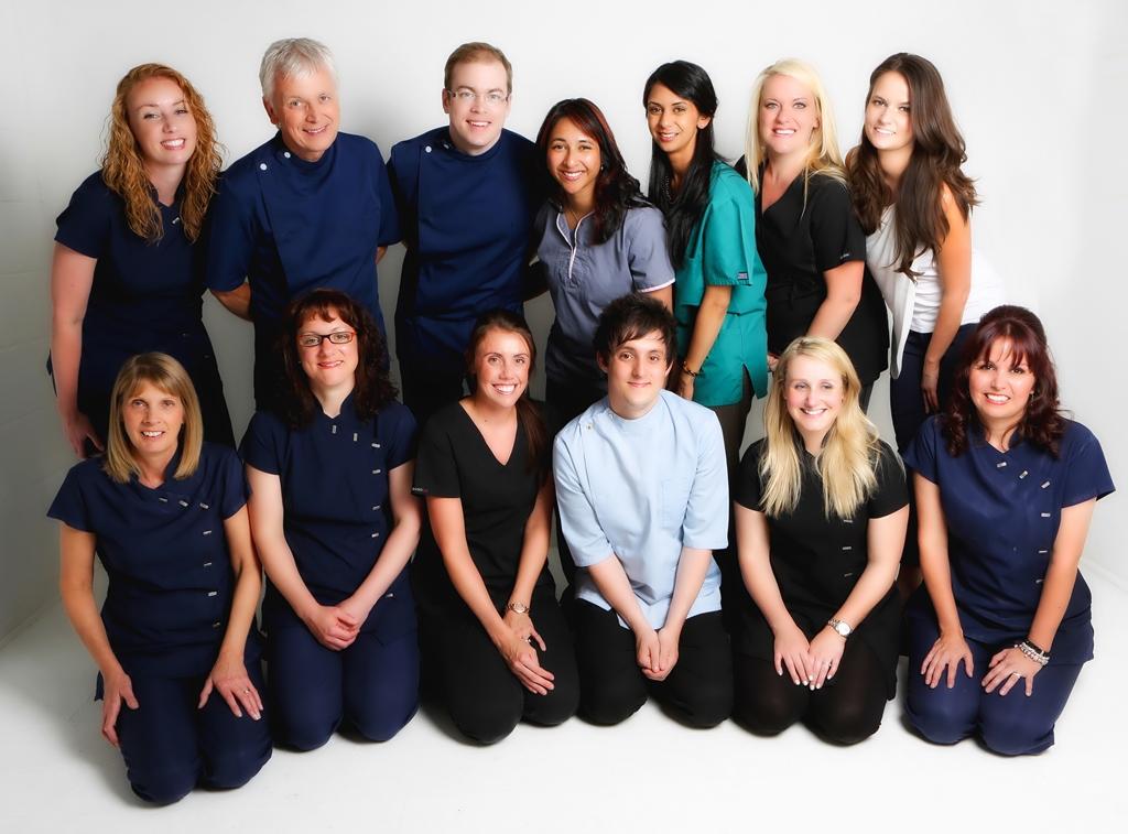 the pain free dental team